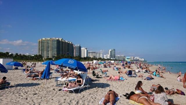 マイアミビーチ4