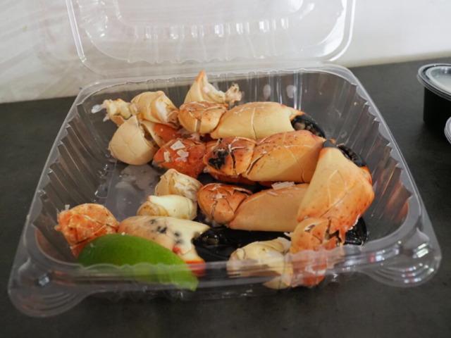 Joe's Stone Crab購入した商品2