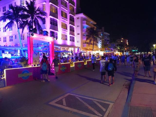 マイアミ年越し前の風景3