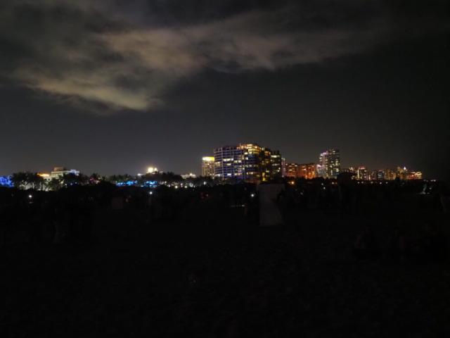 マイアミビーチ夜2