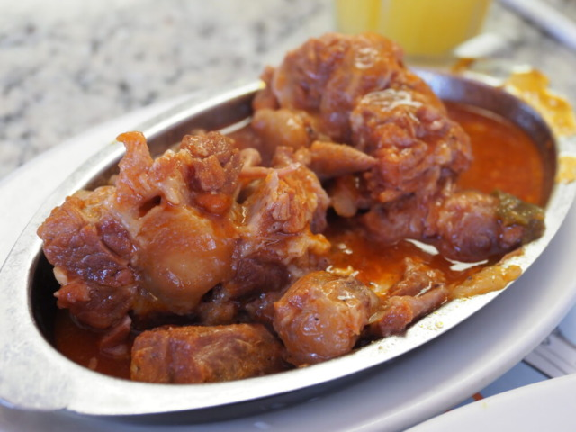 Puerto Sagua Restaurant注文したお肉