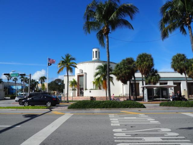 マイアミ郵便局