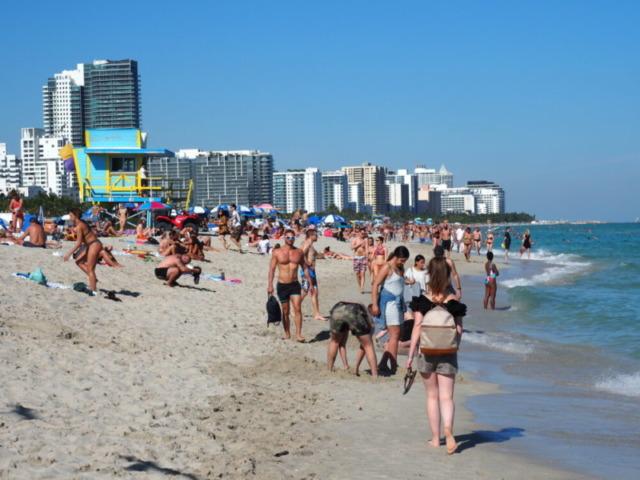 マイアミビーチ写真