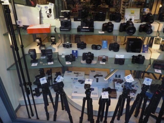 日本のカメラメーカー