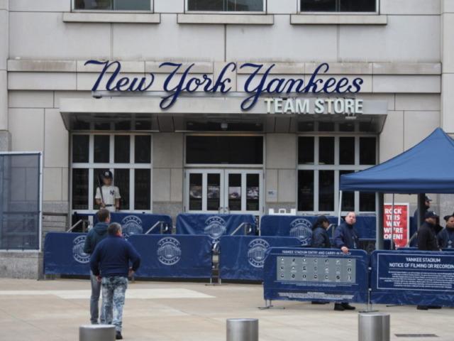 ヤンキースチームストア