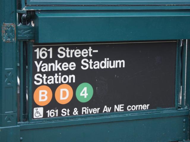 161 Street Yankee Stadium Station