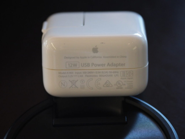 apple充電器